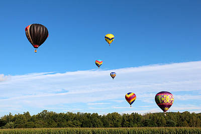 Photograph - Up Up And Away by George Jones