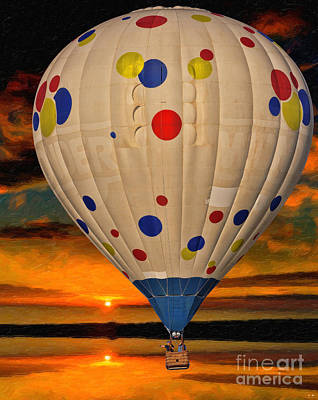 Photograph - Up Up And Away  by Liane Wright