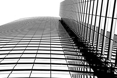 Architectur Photograph - Up Up And Away by Tammy Espino