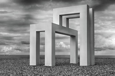 Monument Wall Art - Photograph - Up#3 by Luc Vangindertael (lagrange)