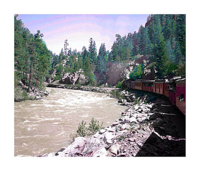 Photograph - Uphill To Silverton by Jack Pumphrey