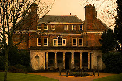 Architectur Photograph - Uppark House by Tracey Beer