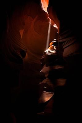 Photograph - Upper Antelope Canyon 4 by David Beebe