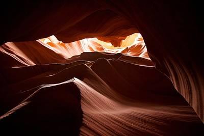 Photograph - Upper Antelope Canyon 8 by David Beebe