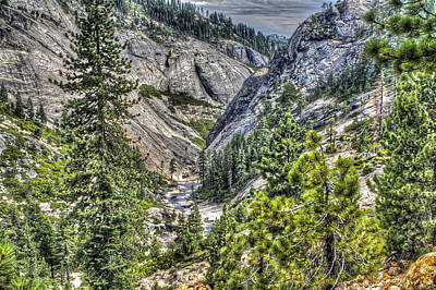 Amador Photograph - Upper Bear River Valley by SC Heffner