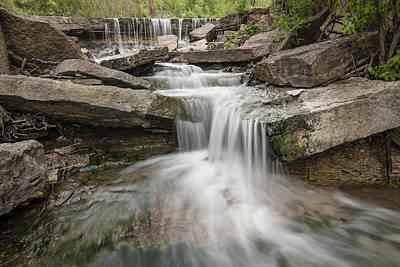 Photograph - Upper Falls by Scott Bean