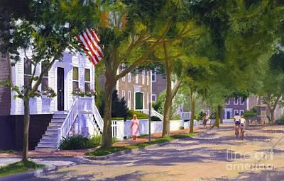 Upper Main Street Nantucket Original