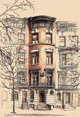 Painting - Upper West Side by Nancy Brody