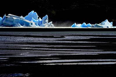 Photograph - Upsala Glacier by Arie Arik Chen