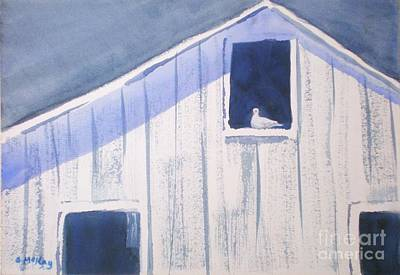 Painting - Upstairs by Suzanne McKay