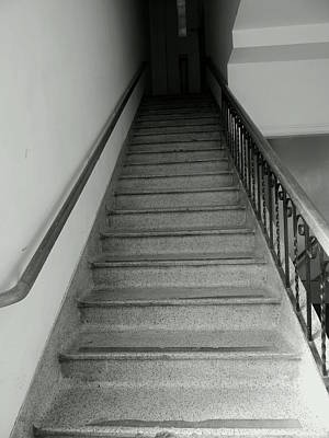 Photograph - Upstairs by Wild Thing