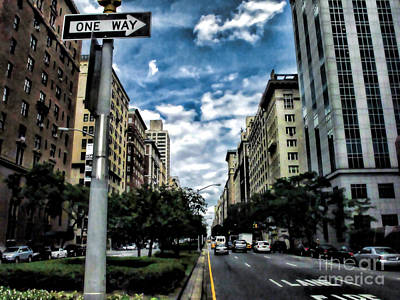 Photograph - Uptown Park Avenue by Anne Ferguson
