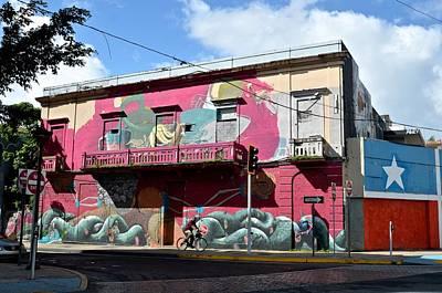 Photograph - Urban Art by Ricardo J Ruiz de Porras