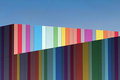 Abstract Photograph - Urban Candy by Gregory Evans