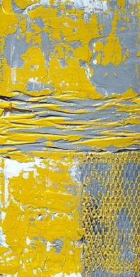 Urban Chic Diptych II Print by Holly Anderson