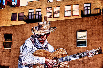 Photograph - Urban Cowboy by Bill Kesler