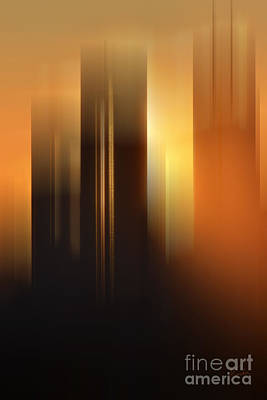 Photograph - Urban Dawn II by Jessie Parker