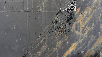 Photograph - Urban Decay Rust 7 by Anita Burgermeister