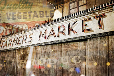 Photograph - Urban Marketplace 4 by Ryan Weddle
