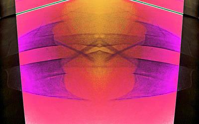 Translucent Photograph - Urban Mirage 2013 by James Warren