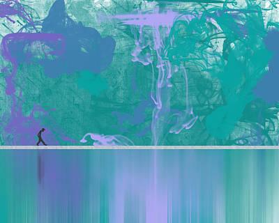 Digital Art - Urban Reflection by Deborah Lee