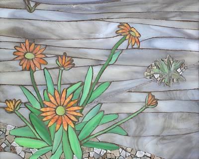 Wall Art - Mixed Media - Urban Renewal by Linda Pieroth Smith