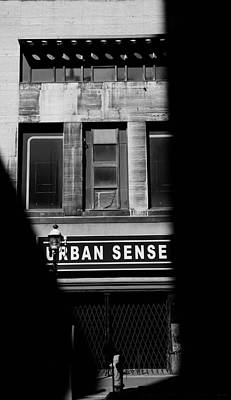 Photograph - Urban Sense 1b by Andrew Fare