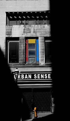 Photograph - Urban Sense 1c by Andrew Fare