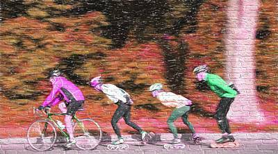Photograph - Urban Sports by Alice Gipson