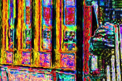 Urban Sprawl - 7d14097 Art Print by Wingsdomain Art and Photography