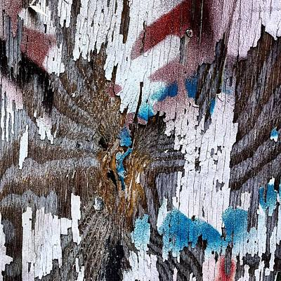 Abstract Photograph - Wooden Wall 4 by Jason Michael Roust