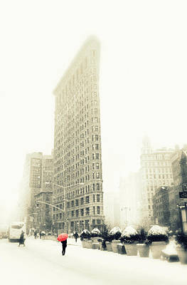 Photograph - Urban Winter by Jessica Jenney