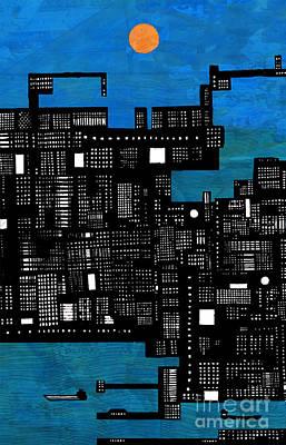 Urbanizacion Vi Art Print