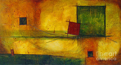 Painting - Urbanization by Phyllis Howard