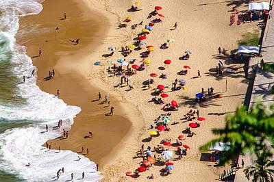 Photograph - Urca Beach Rio De Janeiro by Celso Diniz