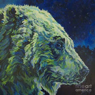 Painting - Ursa by Patricia A Griffin