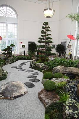 Greenhouse Photograph - Us Botanic Garden - 01133 by DC Photographer