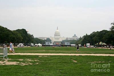 Us Capitol Building - 03 Original