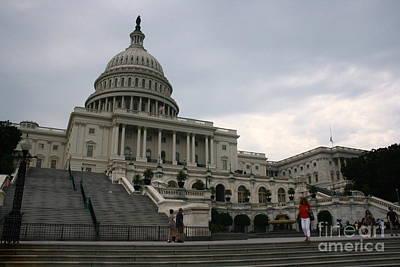 Us Capitol Building - 04 Original
