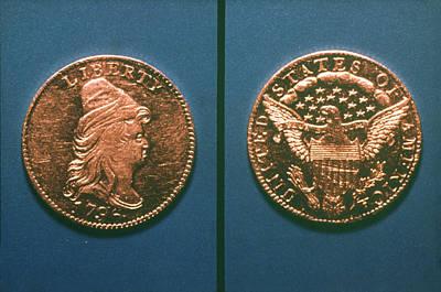 U.s. Currency, 1796 Art Print