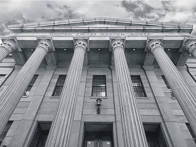 Photograph - U.s. Custom House by Joe Duket