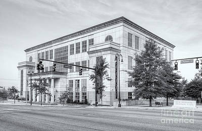 Photograph - Us District Courthouse Western Tennessee II by Clarence Holmes