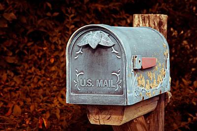 U.s. Mail Approved Print by Eti Reid