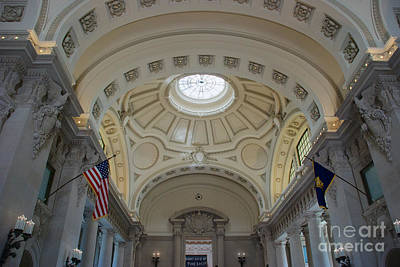 Photograph - Us Naval Academy Bancroft Hall by Mark Dodd