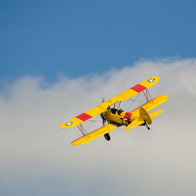 Photograph - Us Navy N2s-5 by Guy Whiteley