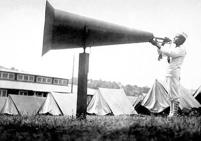 1918 Photograph - Us Navy Training Camp by Webster & Stevens