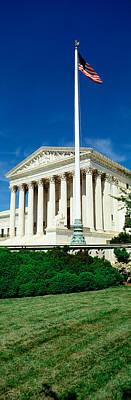Us Supreme Court, Washington Dc Art Print by Panoramic Images