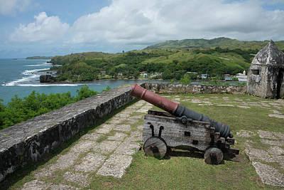 Us Territory Of Guam, Umatac Art Print