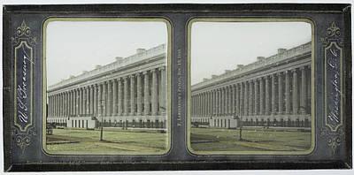 Washington D.c Drawing - Us Treasury, Washington D.c by Artokoloro