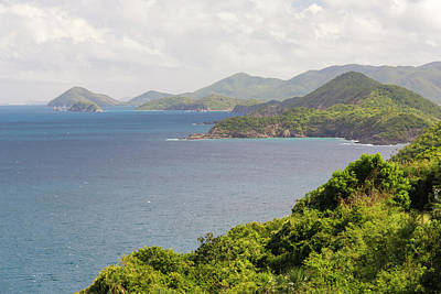 St Thomas Photograph - Us Virgin Island, St Thomas by Trish Drury